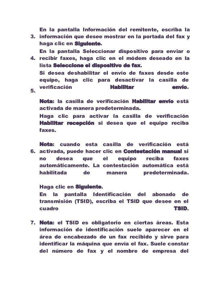 Uso del fax lady Slide 2