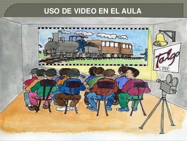 Uso del video en el aula