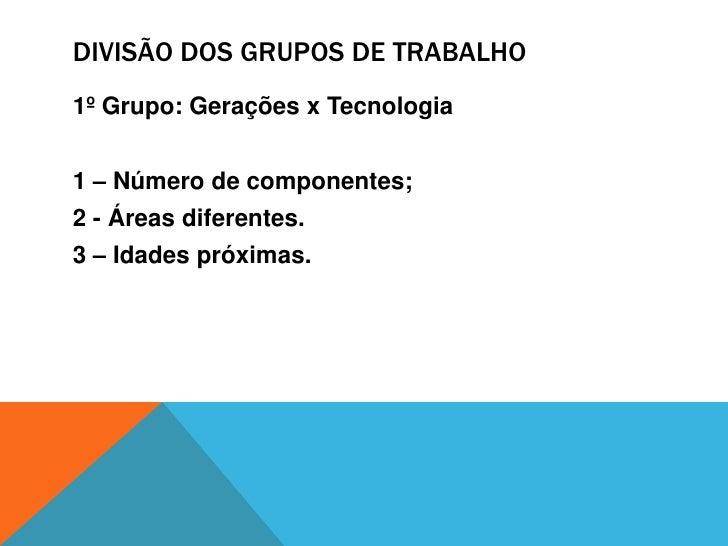 Uso de tecnologia em sala Slide 3