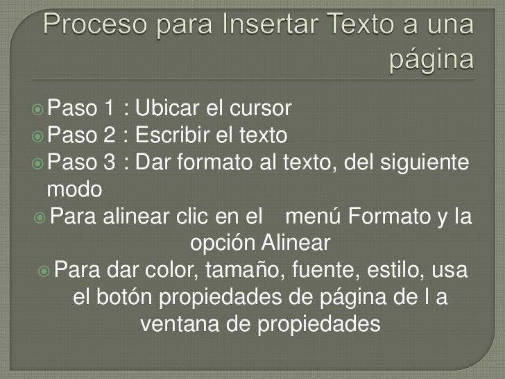 Uso de texto, tabla e imágenes Slide 2