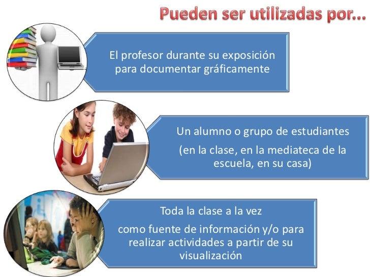 otros vídeos no concebidos para la educación pero que resultar útiles en los procesos de enseñanza y aprendizaje.</li></li...