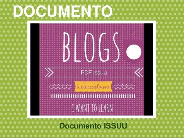 Uso Didactico De Blogs