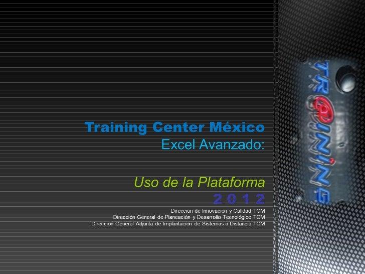 Campus.educadium.com/trainingcentermexico/2.ACCESO