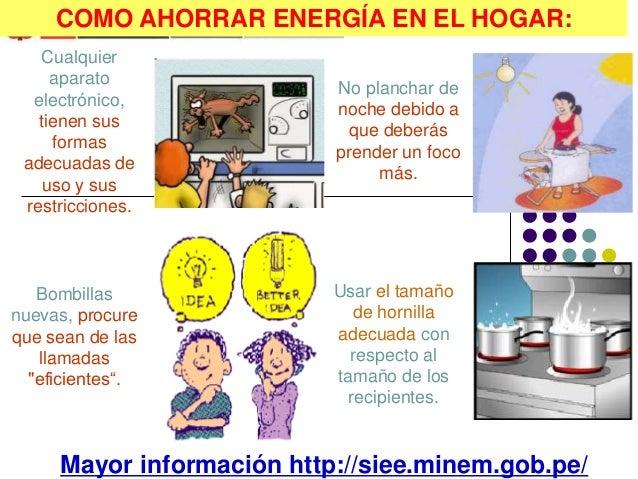 uso racional y eficiente de la energia electrica