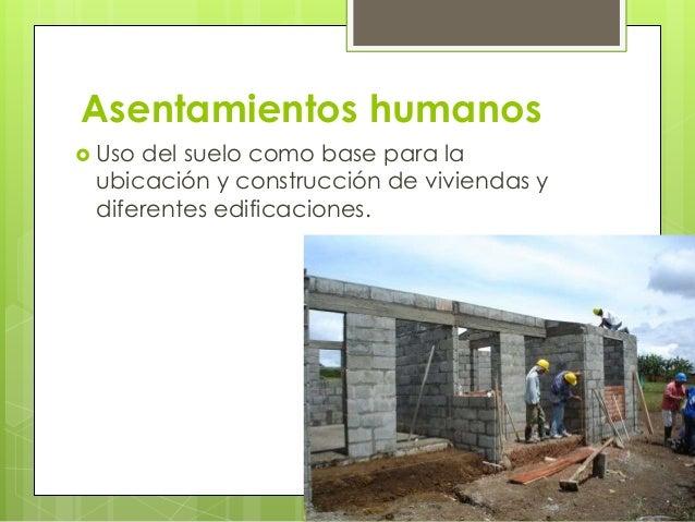 Usos del suelo for 4 usos del suelo en colombia