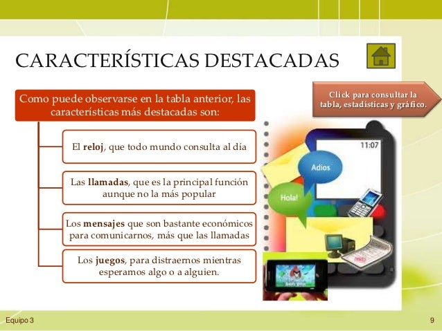 Usos y riesgos de los telefonos celulares for Marmol caracteristicas y usos