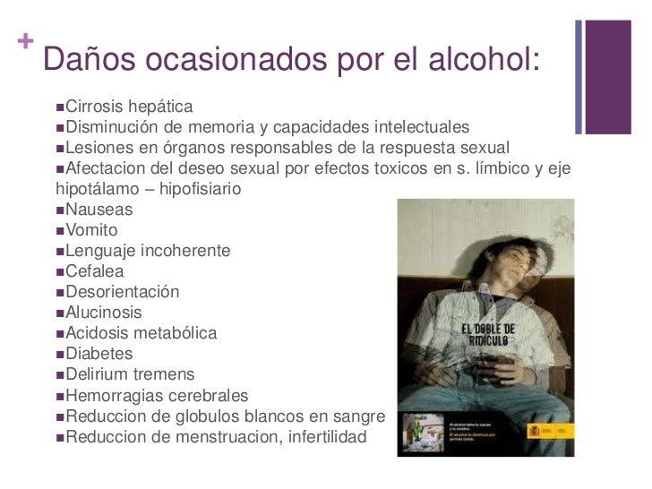 El hipotálamo y el alcoholismo