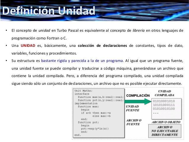 Uso y creacion de unidades Slide 2