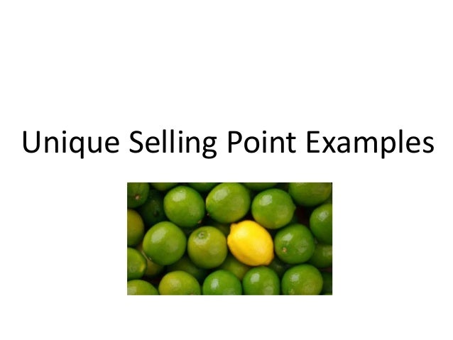 dell unique sellin point The unique selling proposition, or unique selling point or unique selling position statement or simply usp, is the factor or benefit that makes your product different from (and better than) other equivalent products on the market.
