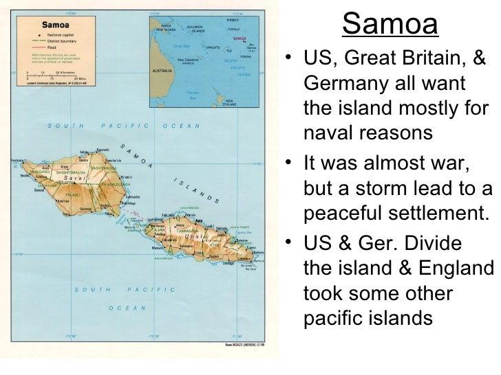 Us Pacific Empire