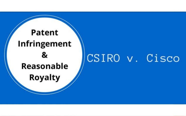 In case of patent infringement, there are two types of damages: (a) Loss Profits, and (b) Reasonable Royalty. Loss profits...