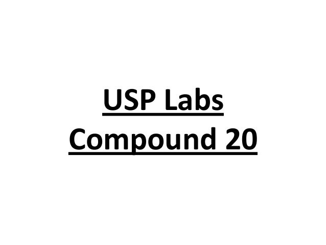 USP Labs Compound 20