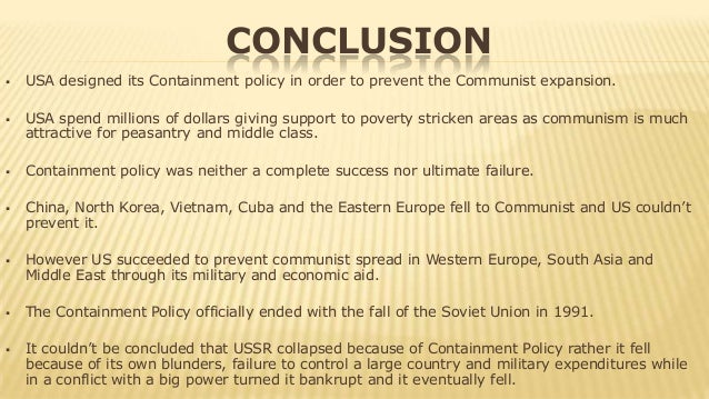 us policy of containment of communism auto saved