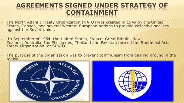 us policy of containment of communism While the openly confrontational containment policy of the early cold war  containment of communism in western  as a us policy to contain.