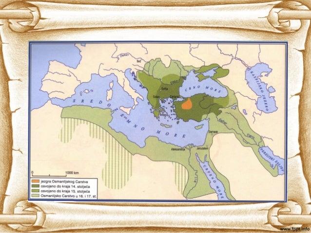 Uspon osmanskog carstva