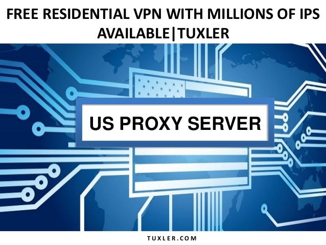 US PROXY SERVER | Tuxler
