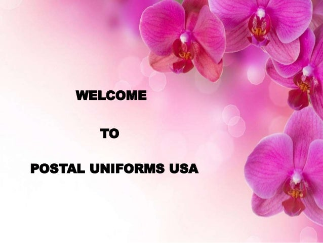 489c153cd36 USPS Uniform Online Store