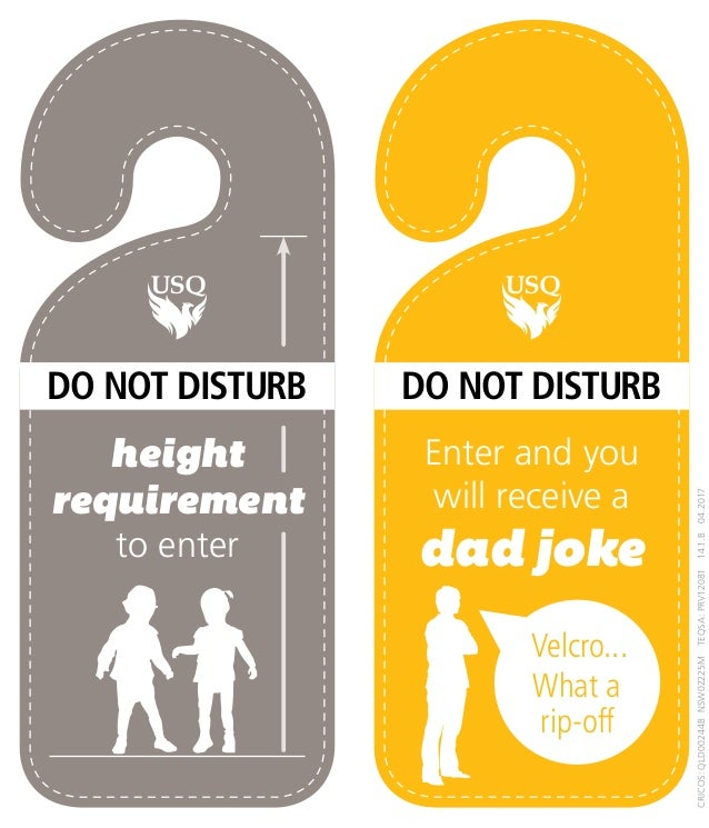 Printable 'do not disturb' signs