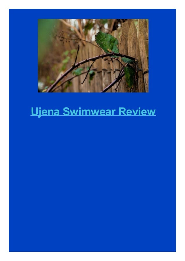 Ujena Swimwear Review