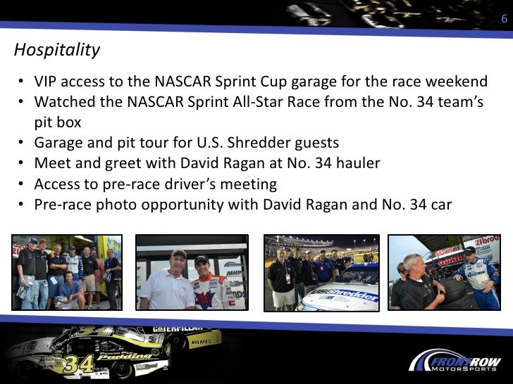 nascar case study Combine dynamic engagements with a passionate fan base, and everyone feels  like a champion see how switch made it happen at nascar champion's week.