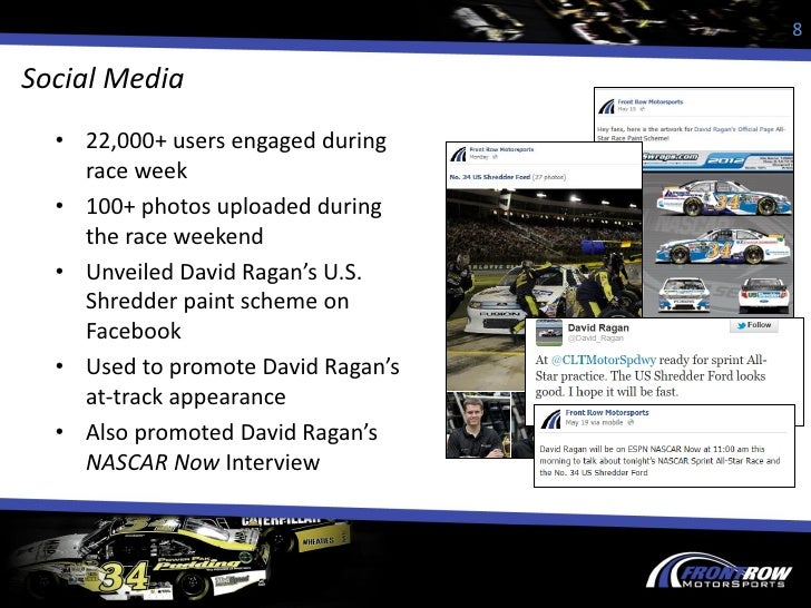 nascar case study 1 case study: nascar when nascar needed a faster, more efficient communications system, they turned to motorola the talladega superspeedway covers 3,000 acres, and is a super bowl®-sized.