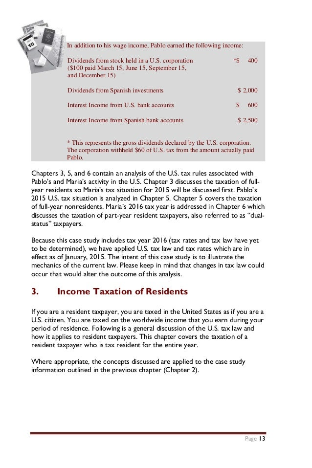 taxation law case analysis Taxation law - higgs (inspector of taxes) v olivier [1951] 1 ch 899 the case of higgs (inspector of taxes) v olivier considered the issue of ordinary income and whether or not a payment made to an actor to not work was assessable as ordinary income or was capital in nature.