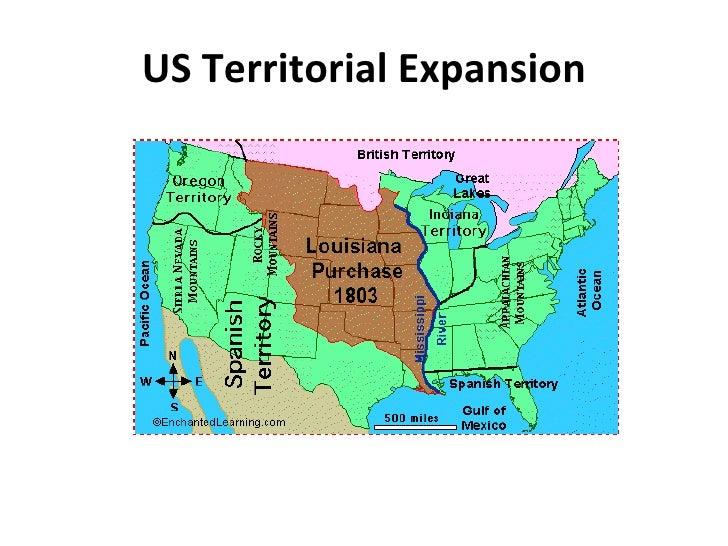 8 us territorial expansion
