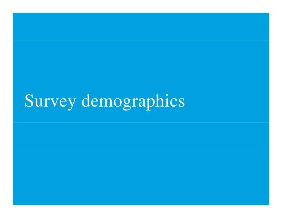 Survey d S      demographics                hi