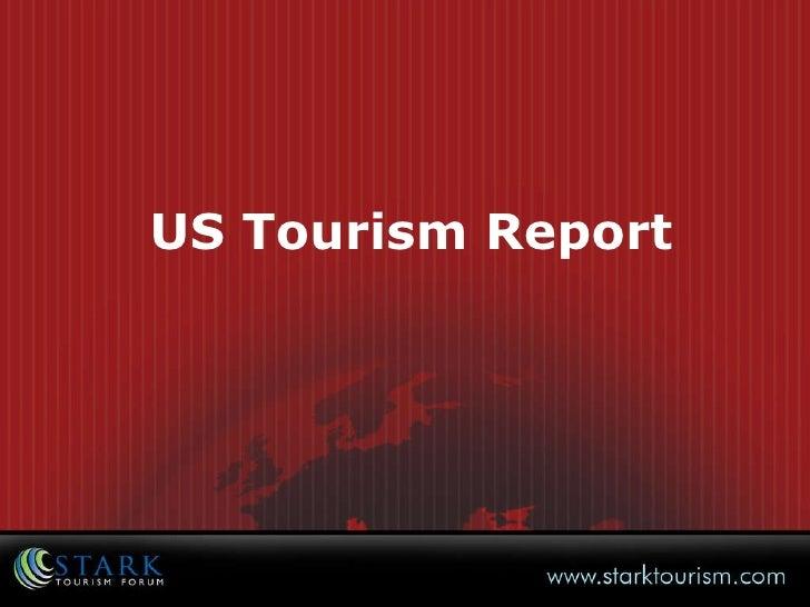 US Tourism Report