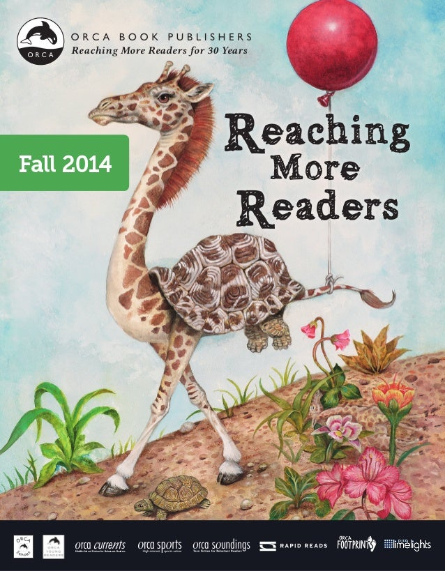 eaching More eaders Fall 2014 Middle-School Fiction for Reluctant Readers Reaching More Readers for 30 Years