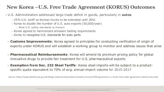 President Trump and U S  Trade Policy