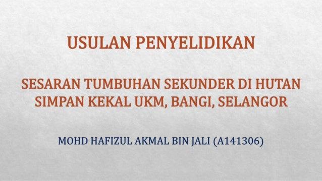 Rajah 1: Peta Universiti Kebangsaan Malaysia dan kawasan kajian German Malaysia Institute KPTM Bangi Taman Wawasan Pekan B...