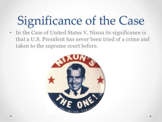 Landmark Cases of the U.S. Supreme Court