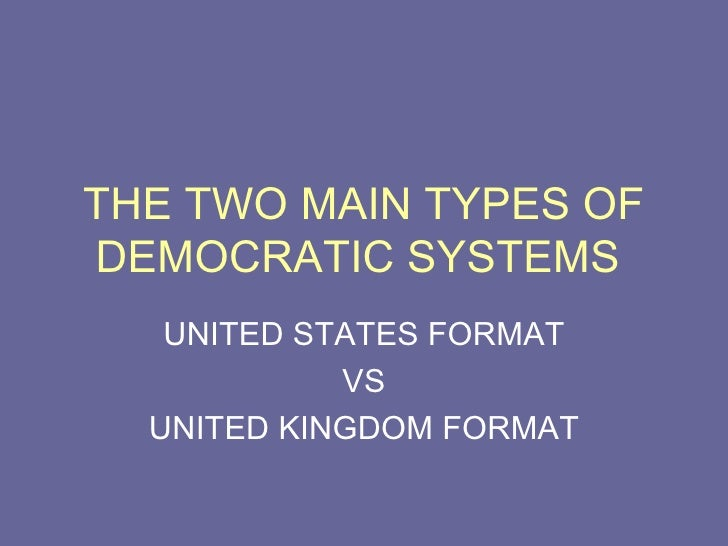 features of democratic system in the united states What are the most important features of a constitution for a democratic nation-state what are some important features of a democratic society.