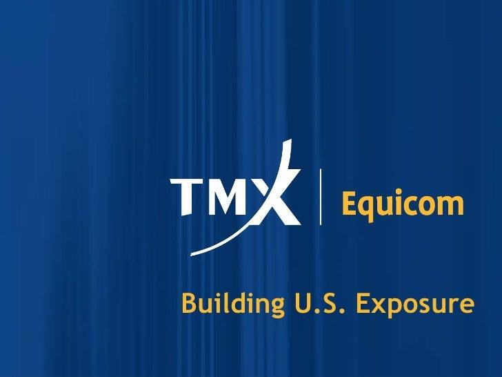 Building U.S. Exposure