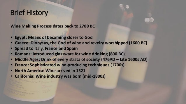 crafting winning strategies in a mature market the us wine industry in 2001 This wine industry case study, accompanied by a two-part video, examines the  success  crafting winning strategies in a mature market: the us wine industry  in 2001  in july 2001, australia's casella winery introduced [yellow tail] into this .