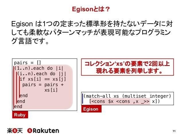 コンピュータのための新たな表現の追及―プログラミング言語Egison開発史