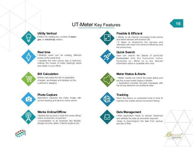 UT-Meter - An Efficient Meter Reading Solution