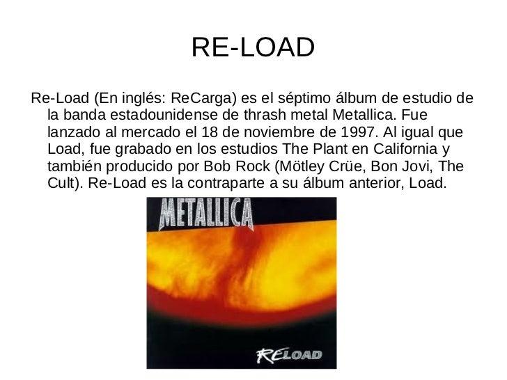 ST. ANGERSt. Anger es el octavo álbum de estudio de la banda  estadounidense de heavy metal Metallica, publicado el 5 de  ...