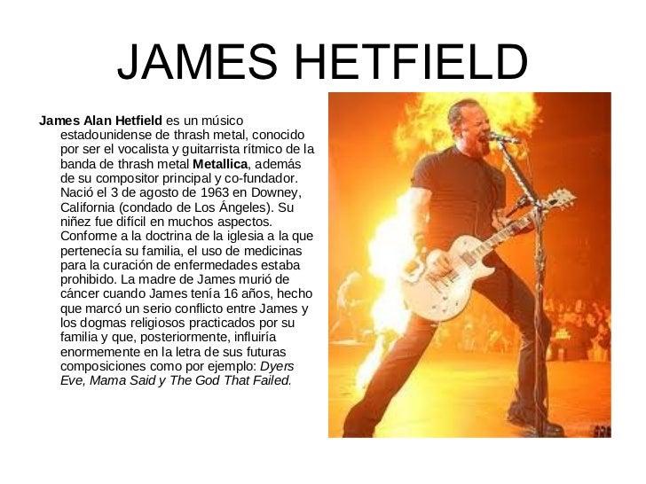 KIRK HAMMETKirk Lee Hammett (18 de noviembre de   1962, San Francisco, Estados Unidos)   guitarrista de la banda de thrash...