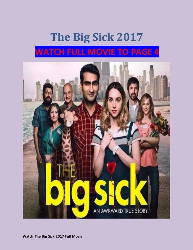 The Big Sick Stream English