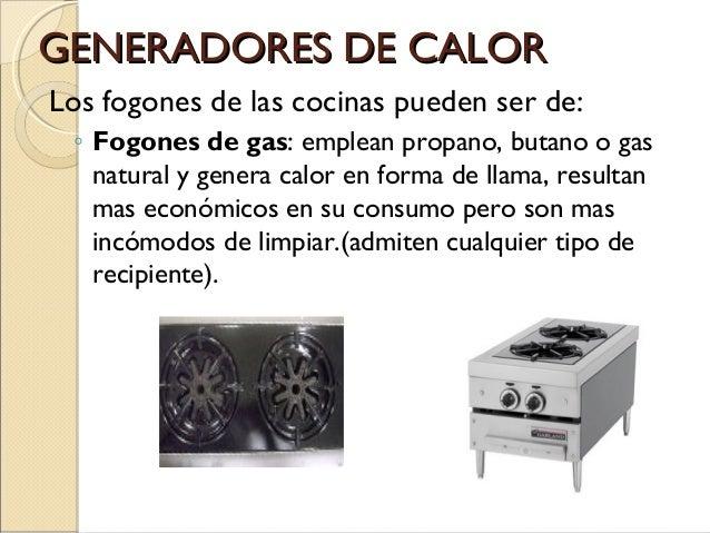 Ut1 generadores de calor - Fogones de butano ...