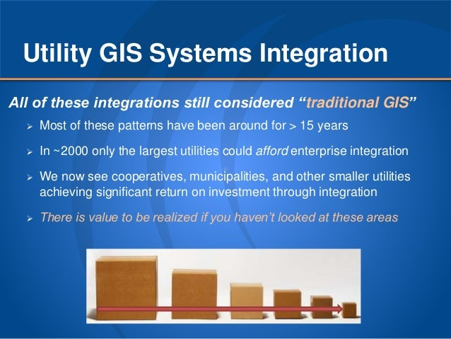 Future Of Gis Moving To The Enterprise Platform