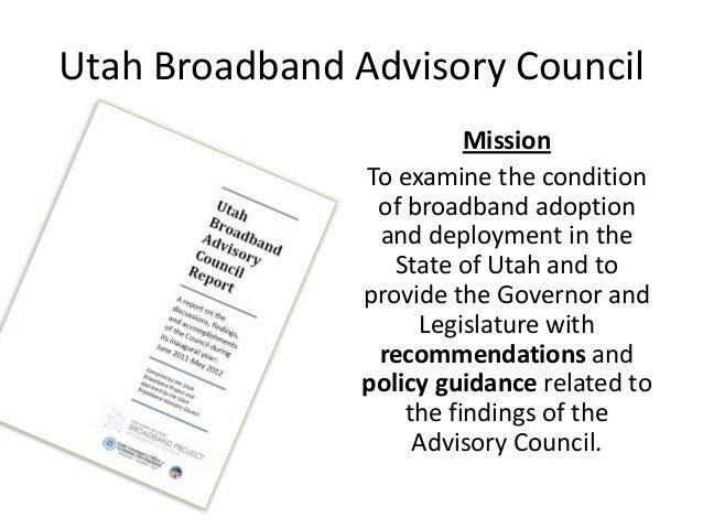 Southern Utah Technology Council 12-14-12
