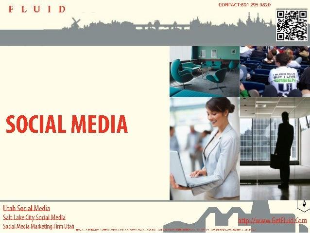 Utah Social media