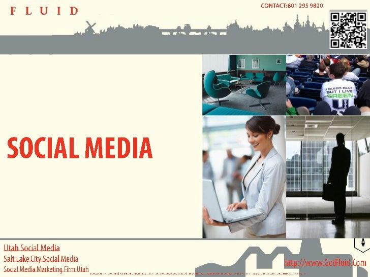 Utah Social Media - Social Media