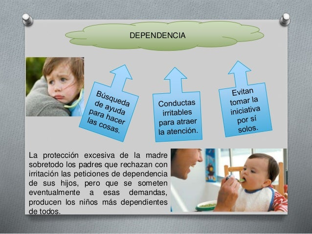 Loa lineamientos de acción son  recomendaciones que apuntan a  guiar gradualmente al niño hacia  una mayor independencia ,...