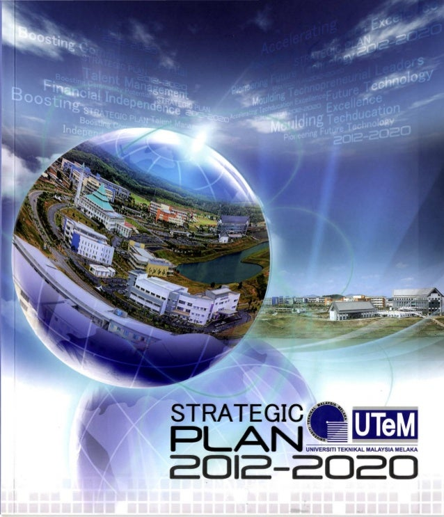 UTeM Strategic Plan 2012-2020