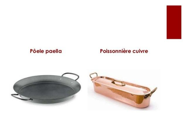 Pôele paella Poissonnière cuivre