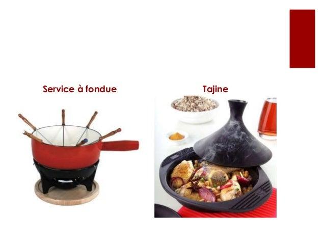 Service à fondue Tajine